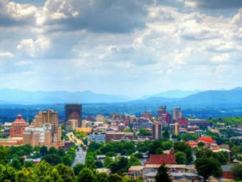 How Did Asheville Make the List of 40 Most Vibrant Arts Communities in America?