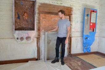 Studio Visit: Mark Starling in Warrenton, GA