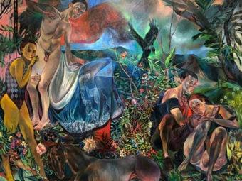In a Dream-Pod: Jennifer Meanley at Oneoneone in Chapel Hill